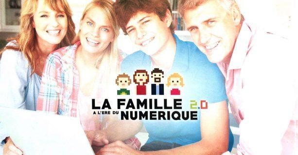 La famille 2.0 à l'ère du numérique